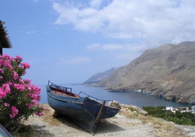 Погода в Греции в апреле 2019 года