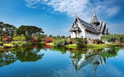 Погода в Тайланде в апреле 2021 года