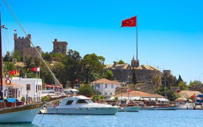 Погода в Турции в августе 2019 года