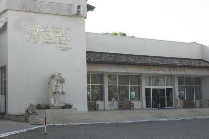 Чем заняться в Анталии в августе, Музей Анталии