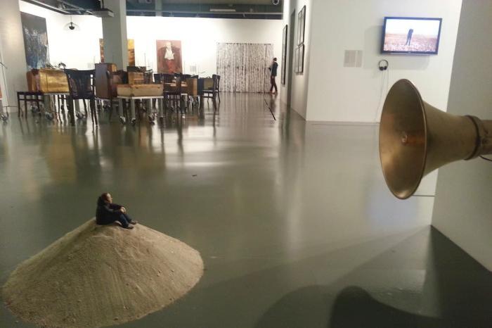 Чем заняться и что посмотреть в Стамбуле в октябре, Выставка современного искусства