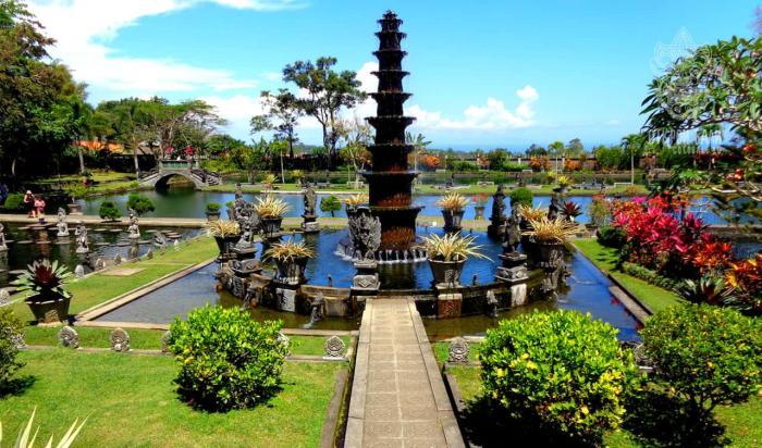 Бали, Водные дворцы Тирта Ганга