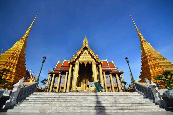 Камбоджа, Храм Изумрудного Будды