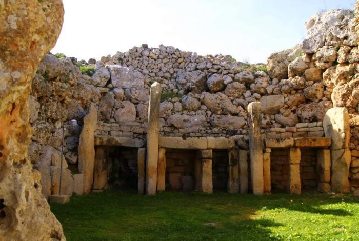 МАЛЬТА, Мегалитические храмы Мальты