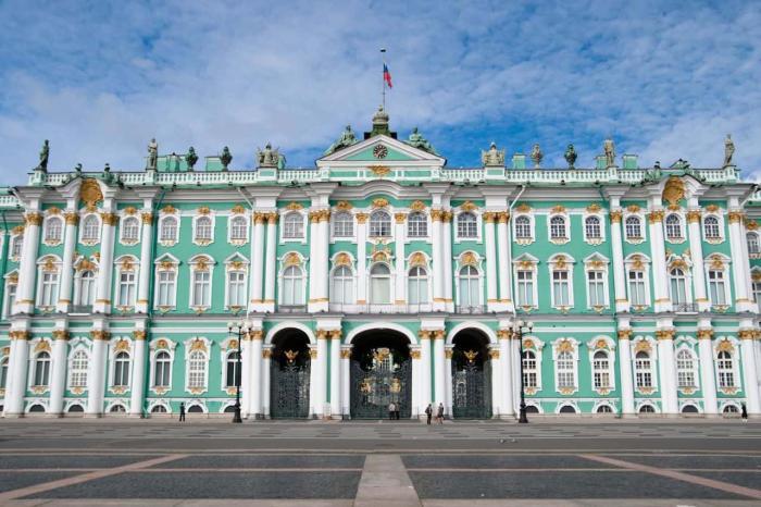 Санкт-Петербург ЭРМИТАЖ