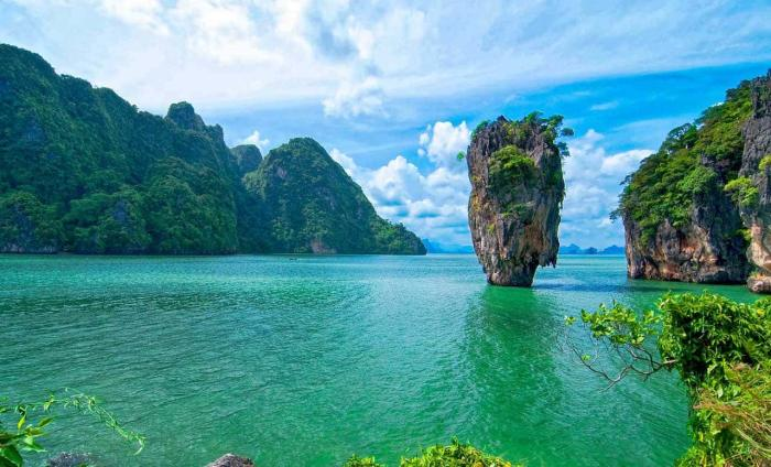 Тайланд, Кхао Пинг Кан