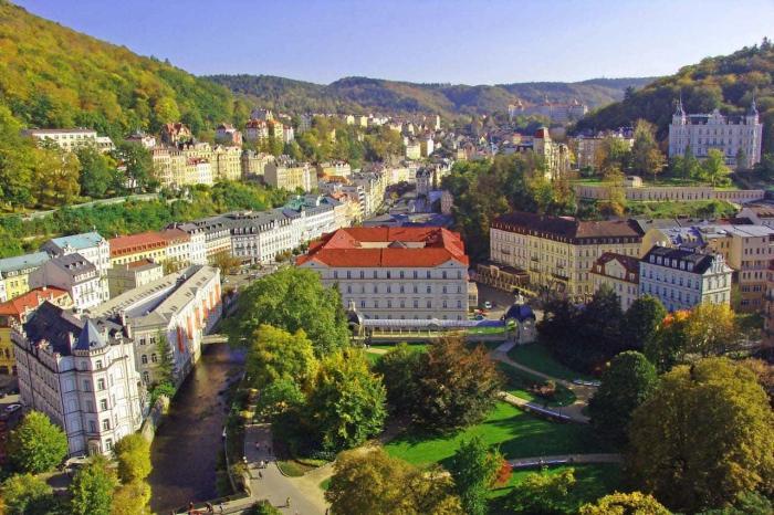 Чехия, Карловы Вары